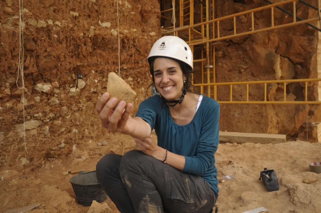 Restos Atapuerca 3- Campaña Verano 13- FA- 24072013