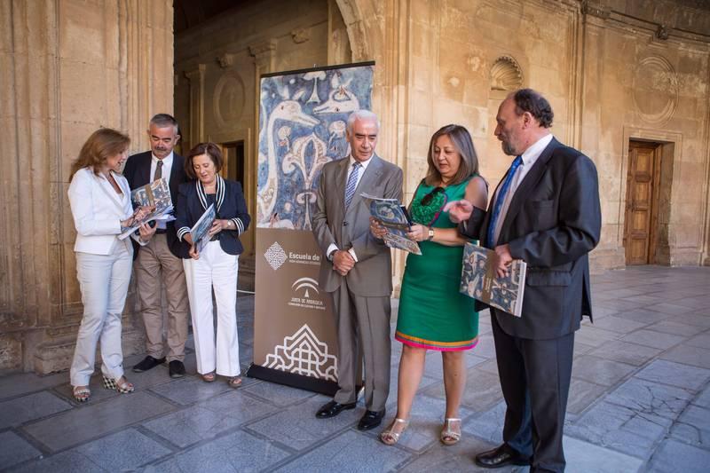 Presentación Escuela Alhambra- WEB Alhambra- 07082013