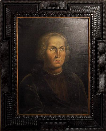 Retrato Cristóbal Colón - EFE- 26082013