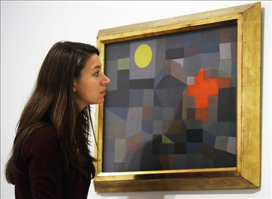 Expo Paul Klee Tate Modern 2- EFE- 15102013