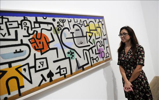 Expo Paul Klee Tate Modern- EFE- 15102013