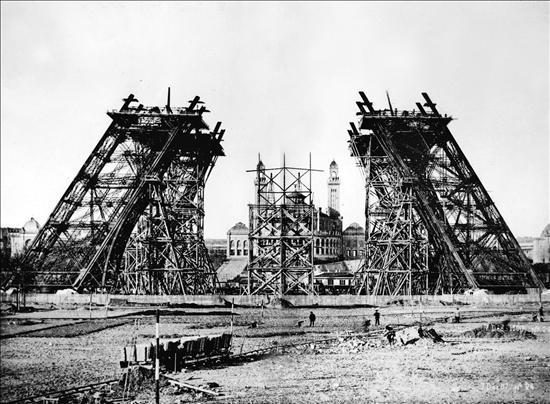 Torre Eiffel- Construcción- EFE- 27122013