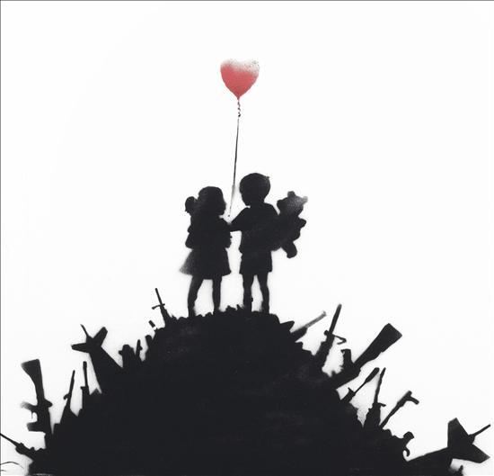 Banksy_cuadros_Londres