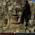 VÍDEO: Sobrevolando los templos de Angkor