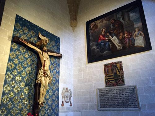 Capilla del Cristo de Santa Teresa