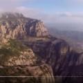 VÍDEO: Montserrat a vista de dron