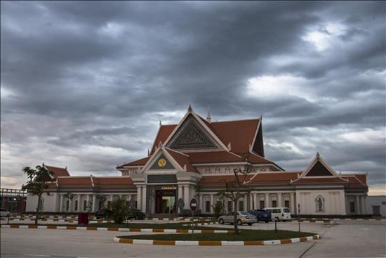Museo Angkor Panorama, Camboya