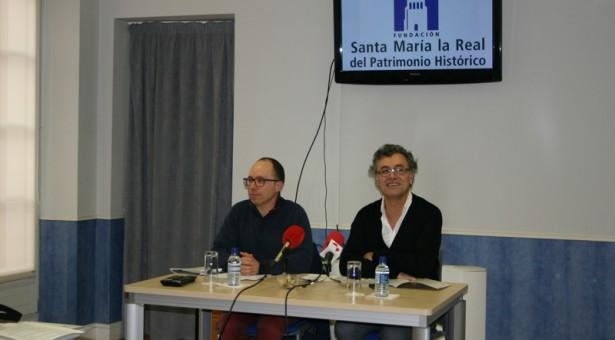 La Fundación Santa María la Real del Patrimonio Histórico presenta el programa de cursos para 2016