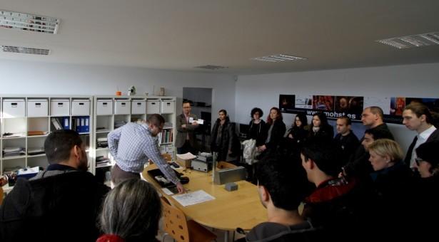 Aguilar de Campoo, punto de encuentro para expertos en innovación en el ámbito del patrimonio
