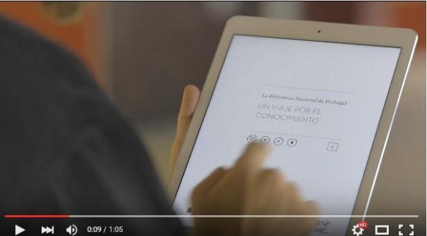 VÍDEO: La Biblioteca Nacional de Portugal, un viaje por el conocimiento