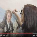 VÍDEO: Restauración de La gallina ciega de Francisco de Goya y Lucientes