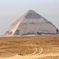 La estructura interna de la pirámide acodada de Dahshur al descubierto