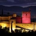 La Alhambra, pionera en organizar visitas multisensoriales a una exposición