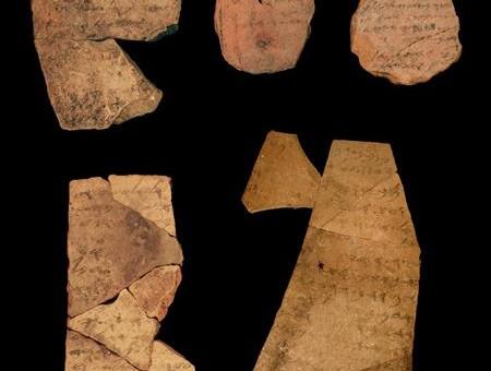 ¿Datan los primeros textos bíblicos de 600 años a.C?