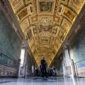 El Vaticano recupera la Galería de los Mapas, una de las joyas de sus Museos