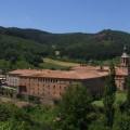 El estado de conservación de la iglesia de la Asunción del monasterio de Yuso es adecuado