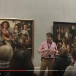 VÍDEO: Obra comentada: Pintura Flamenca del siglo XVI. Sala 55A