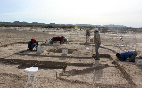 Excavación Sonora, México