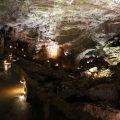 La Cueva de Valporquero acoge un concierto coral en la Gran Rotonda