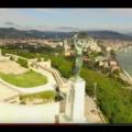 VÍDEO: un dron en Budapest