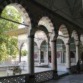 Peligro de derrumbe en el palacio de Topkapi de Estambul