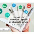 Jornada de narrativas digitales en el ámbito cultural en la BNE