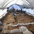 Restos de la batalla en la que los romanos tomaron Jerusalén