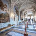 Abierto al público el palacio de Castel Gandolfo, residencia veraniega de papas