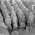¿Posible influencia griega en los guerreros de Xian?