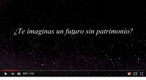 VÍDEO: PATRIMONIO PARA EL FUTURO