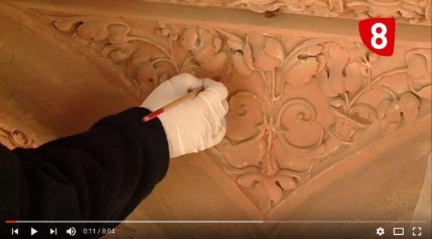 VIDEO-NOTICIA: Informe Salamanca – La Portada Rica, la fachada de los enigmas