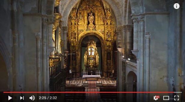 VIDEO: Monasterio San Salvador de Oña