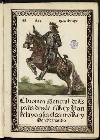 Alfonso X Estoria de España