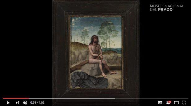VIDEO: Obra comentada: Cristo sobre la piedra fría (1496 – 1497)