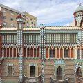 La Casa Vicens de Gaudí de Barcelona abrirá sus puertas en otoño