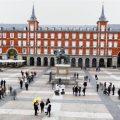 La madrileña Plaza Mayor cumple 400 años y se reivindica como escenario festivo