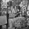 Exposición de fotografía 'El taller del artista' en la Real Academia de San Fernando