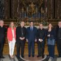 Fundación Endesa y el Vaticano firman un acuerdo para iluminar la basílica de Santa Maria la Mayor en Roma