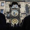 Praga inicia la restauración de su reloj astronómico