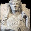 Italia descubre los rostros del arte funerario de Palmira