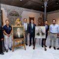 El retrato de Miguel de Lis regresa a su museo cien años después de su salida