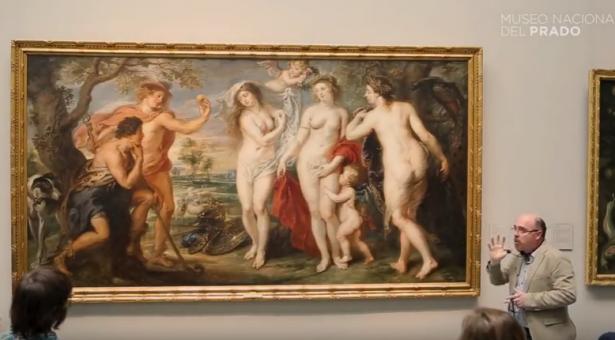 VÍDEO: 'El juicio de París' de Rubens, explicado en latín