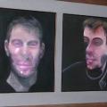 La policía recupera tres de los cinco cuadros de Bacon robados en Madrid