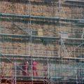 Intervienen de emergencia en la muralla de Segovia por riesgo de desprendimiento