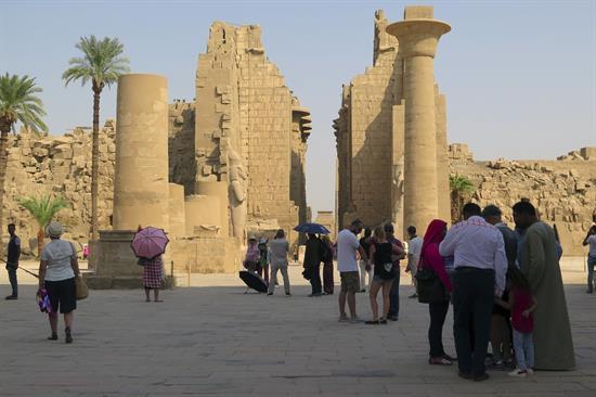 Egipto, turismo