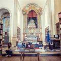 La literatura se cuela por las murallas milenarias de la villa lusa de Óbidos