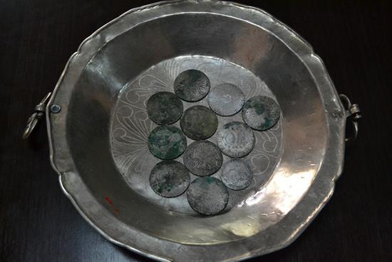 monedas plata, Potosí
