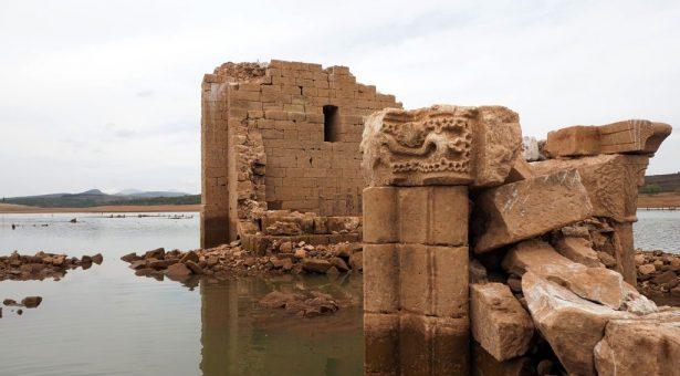 VÍDEO: Patrimonio sumergido: Cenerera de Zalima (Palencia)