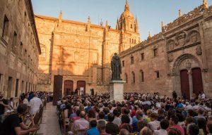 Concierto de Duette en Salamanca