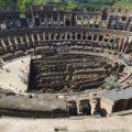 Abren al público los dos niveles más altos del Coliseo